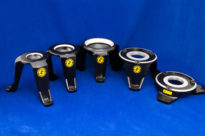Mitchell Hi Hat, Mitchell Lo Hat, 75mm Hi hat, 100mm Hi hat, and 150mm Hi hat