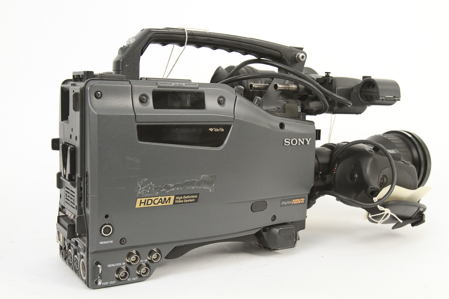 Sony Hdw730 Hd Eng Camera Alan Gordon Enterprises