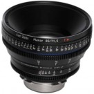 Zeiss 85mm T1.5 Super Speed CP.2 Lens