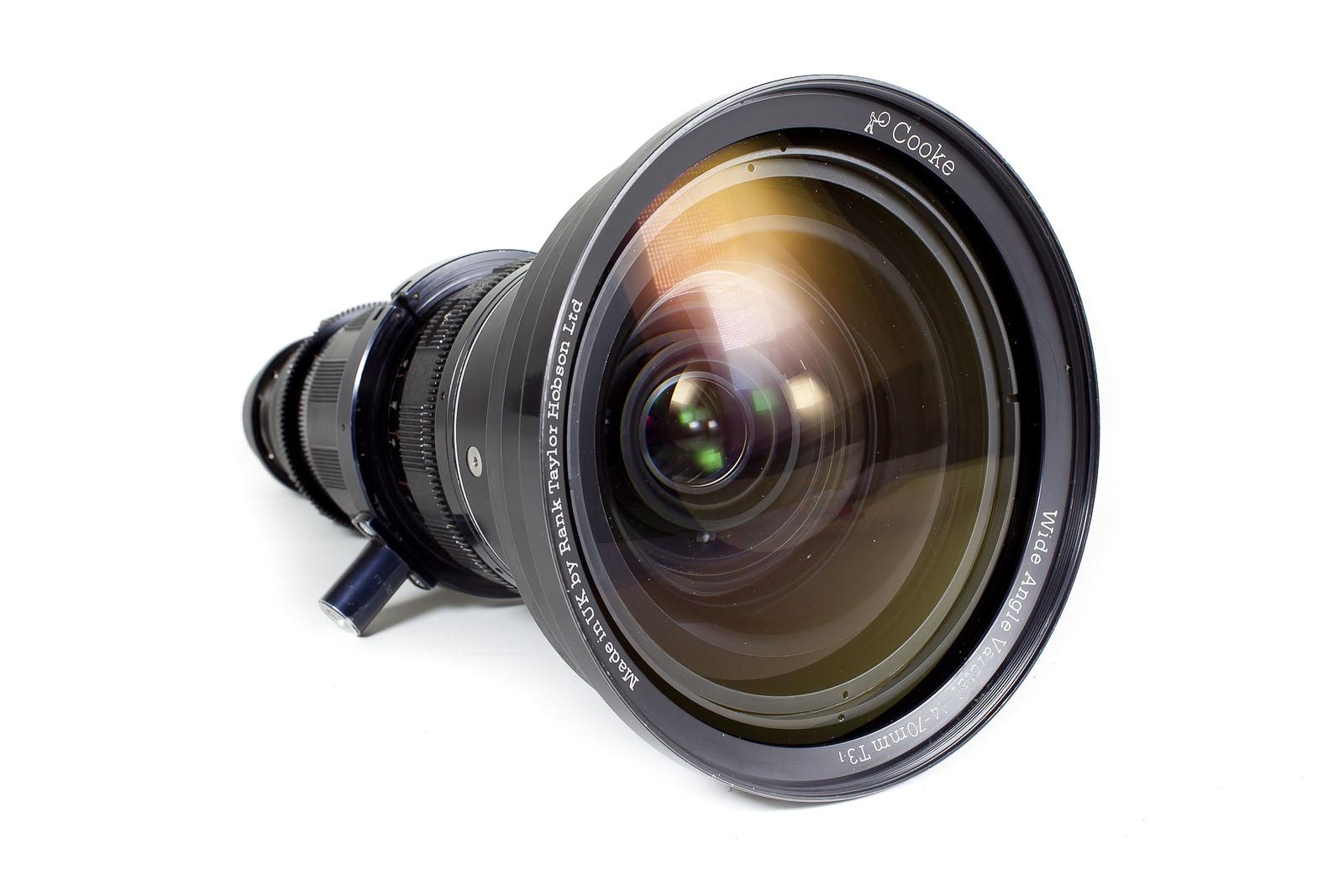 Cooke 14 70mm T3 1 Pl Mount Lens Alan Gordon Enterprises