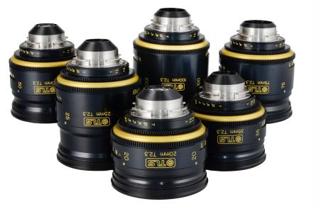 TLS Super Baltar Lens Set rental