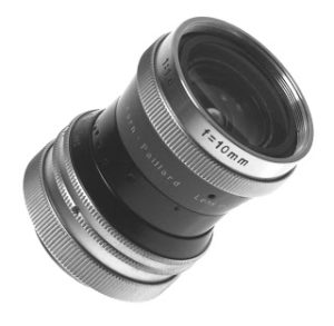 Switar 10mm f/1.6 lens (S16) - RX mount