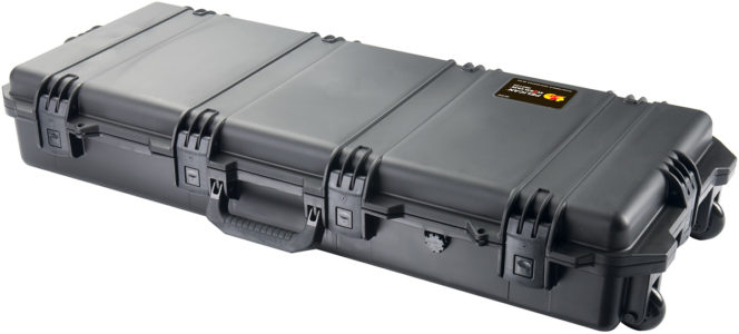 Long Pelican Case iM3100 with foam